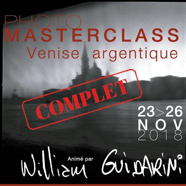 Venise Argentique William Guidarini