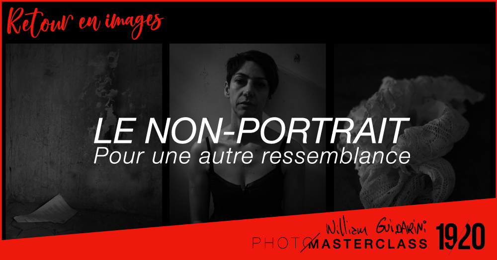 Le Non-Portrait Photo Masterclass avec William Guidarini