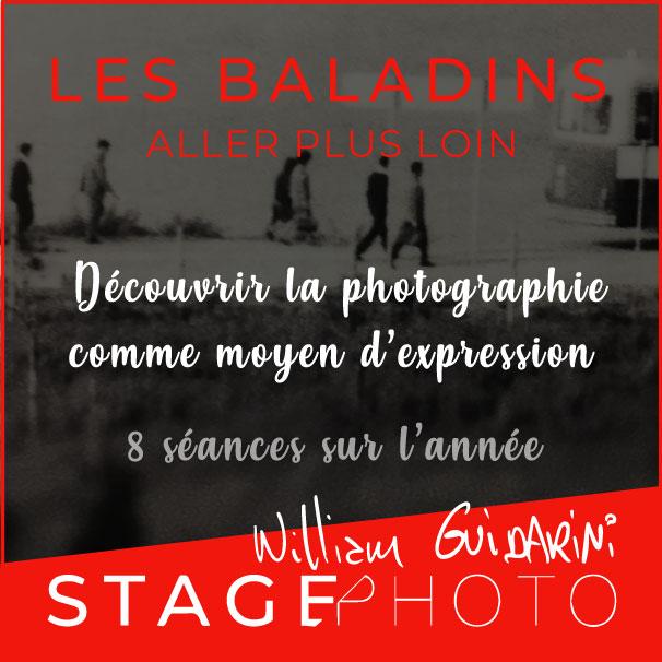 Stage Photo Marseille Les Baladins / Des sorties photo ludiques et conviviales pour aborder la photographie comme moyen d'expression, tout en allant à la (re)découverte du territoire marseillais.
