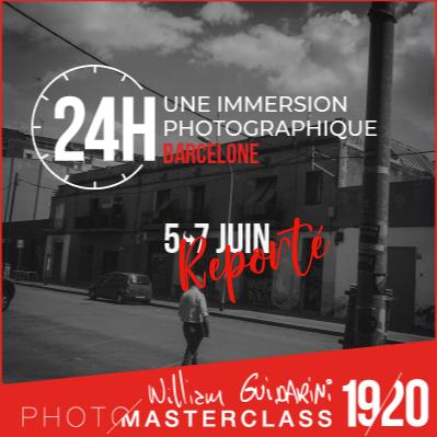 24h Photo Masterclass avec William Guidarini