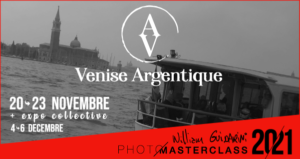 Venise Argentique Photo Masterclass avec William Guidarini